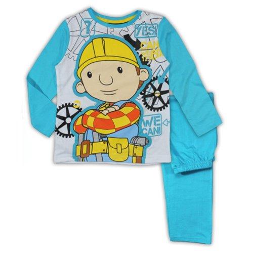 Bob the Builder Pyjamas - Aqua