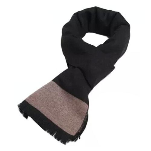 Wool Cashmere Winter Warm Scarf Neck Wrap Scarves Mens Scarves,P