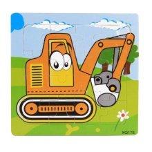 Creative Children Puzzles Wooden Puzzle Puzzles 2 Pcs