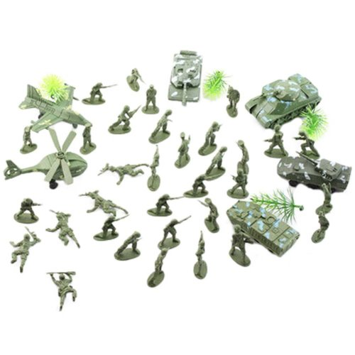 Toy Gifts Toy Soldiers/Cars/Trucks /Tractors/Toy Guns Models -Feild forces