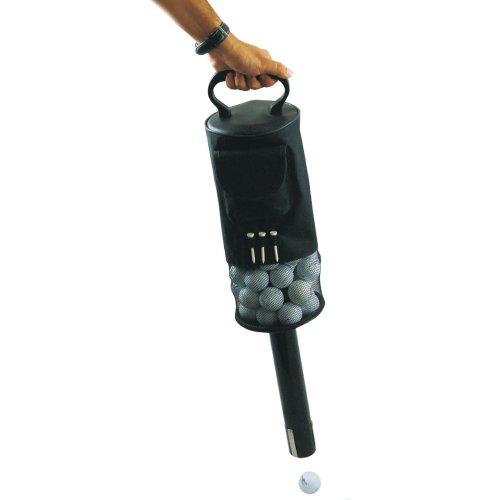 Deluxe Golf Ball Collector - Longridge Shag Bag -  longridge deluxe shag bag
