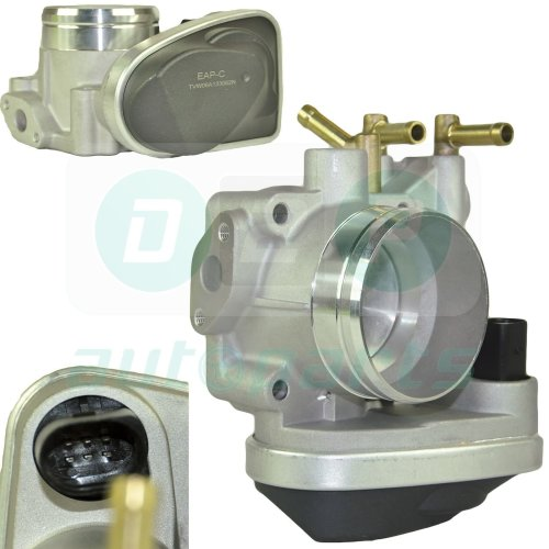 THROTTLE BODY FOR VW BORA CADDY III GOLF IV V BEETLE POLO TOURAN 1.6 06A133062A