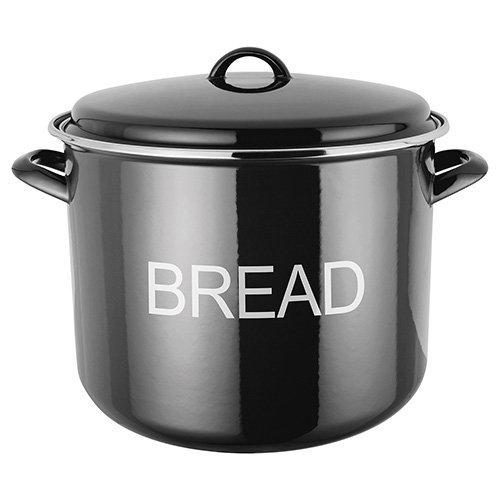 Judge Induction Black Bread Crock