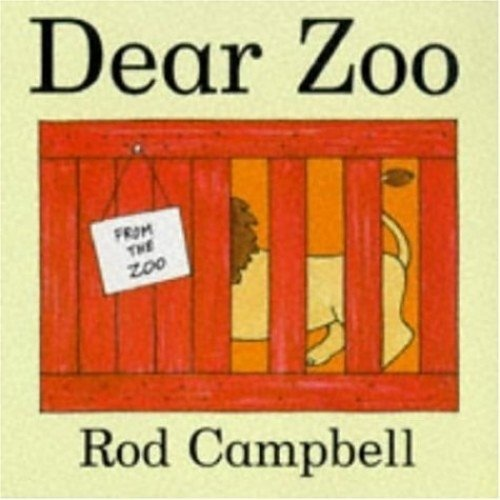 Dear Zoo: Lift the Flaps