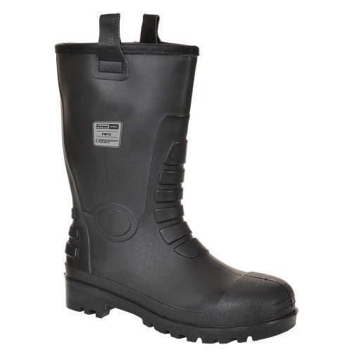 sUw - Neptune Rigger Workwear Ankle Safety Boot S5 CI