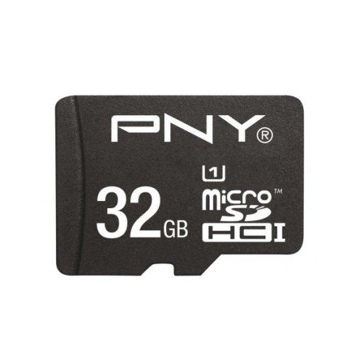 PNY 32GB MicroSDHC UHS-I Class 10 Memory Card