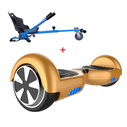 Right Choice Classic Hoverboard CE certified with Adjustable Hoverkart