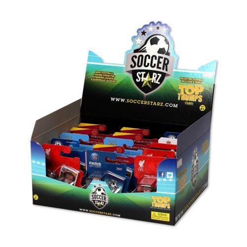 Soccerstarz - 15 Player Mystery CDU Box - Mini Football Figures