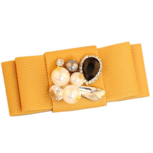 Yellow Elegant Design Lovely Hair Claw Fashion Hair Clip Creative Claw/Hairpin