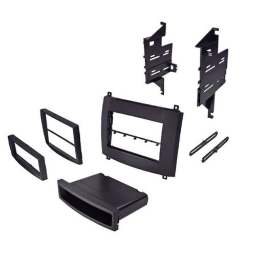 AMERICAN INTERNATIONAL CORP GMK236 Cts Din-Double Din Mounting Kit