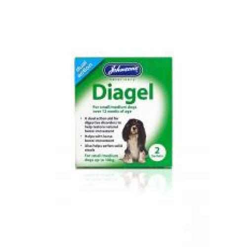 Jvp Diagel Dog Up To 10kg 2 Sachets (Pack of 6)
