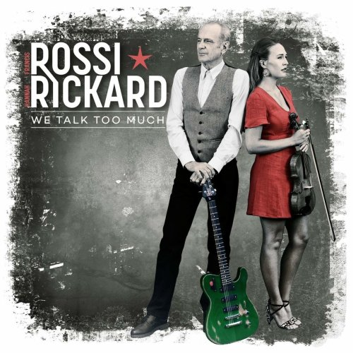 Francis Rossi & Hannah Rickard - We Talk Too Much | CD