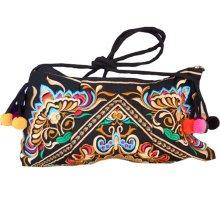 Unique Style Needlecrafts Handmade Embroidery, Shoulder bag & Hand bag (K)