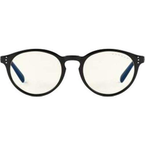 Gunnars ATT-00109 Attache Computer Eyeglasses Onyx Frame & Liquet Lens