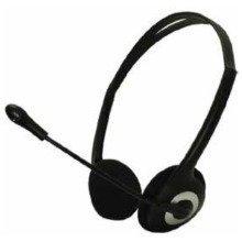Approx Apphseb Binaural Head-band Black Headset