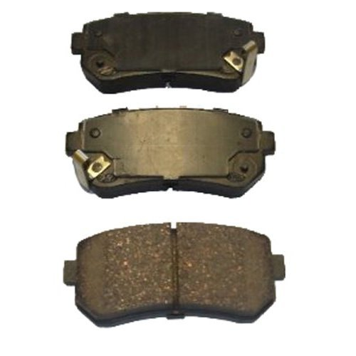 Japanparts PP-K09AF Brake Pad Set, disc brake