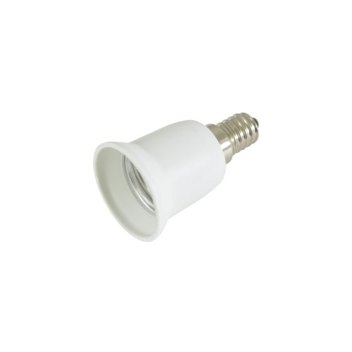 Lamp Socket Converter (E14 - E27)