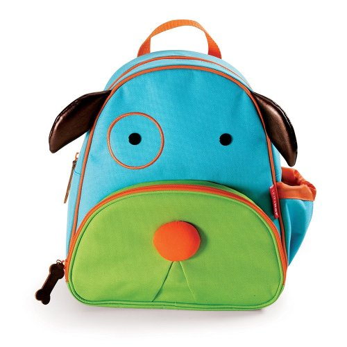 Skip Hop Zoo Little Kid Backpack (Dog)