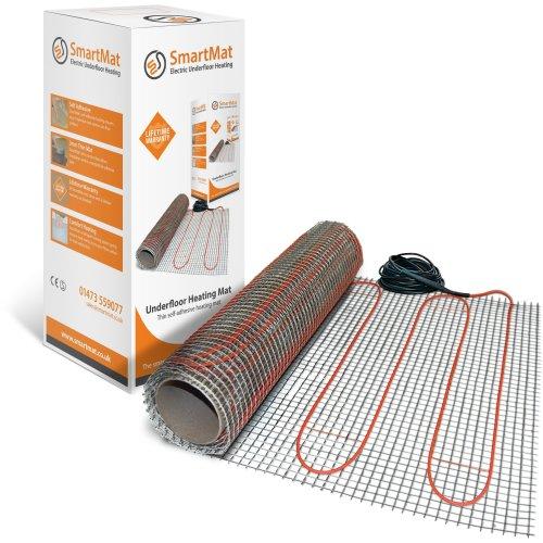 SmartMat 100w/m2 6.0m2 600w Underfloor Heating Mat