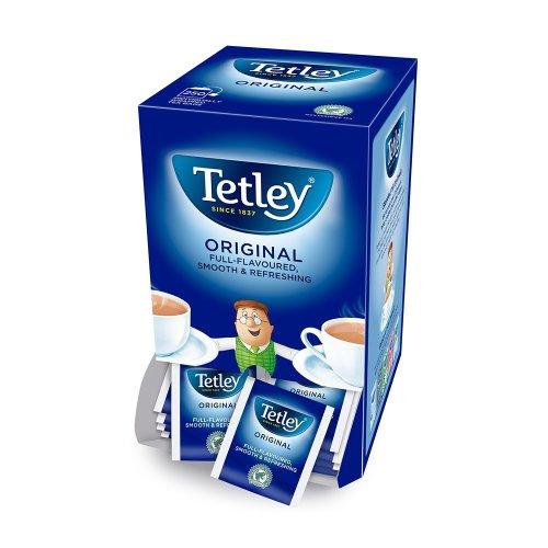 Tetley Tea 250's Enveloped