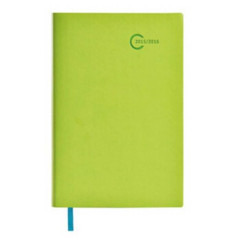 Green Office Notebook Portable Mini Pocket Portable Schedule Personal Organizers