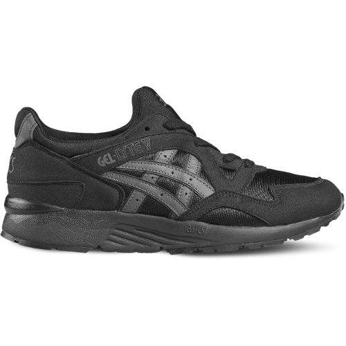 Asics Gel Lyte V GS C541N-9016 Kids Black sneakers