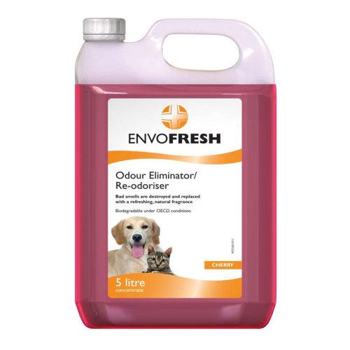 Envofresh Odour Eliminator 5L 30:1 Eliminates all odours