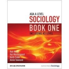 Aqa a Level Sociology Book One Including As Level: Book One