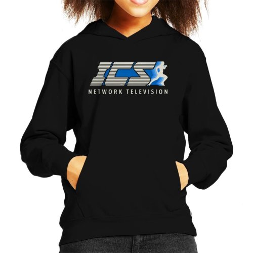 ICS Network Television The Running Man Kid's Hooded Sweatshirt