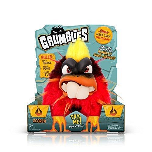 Grumblies - Scorch Action Figure