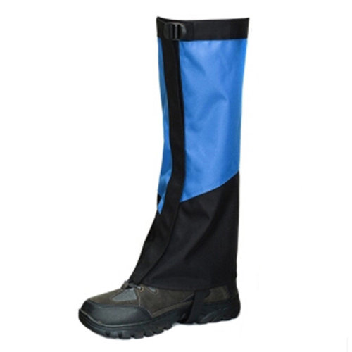 Waterproof & Windproof, Outdoors Sport Shoe Gaiters Leg Binding, Set of 2