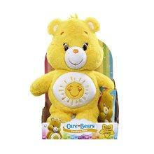 Care Bears Funshine Bear Plush with DVD New