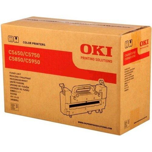OKI Genuine Original Fuser Unit C5650 C5750 C5850 C5950 p/n 43853103