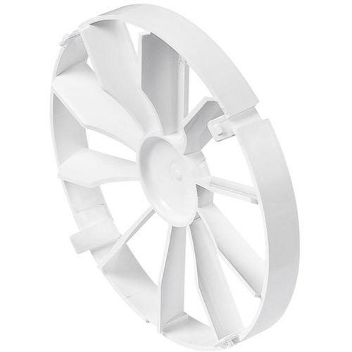Non Return Valve for Ventilation Extractor Fan Backdraft Wind Shutter 100-150mm