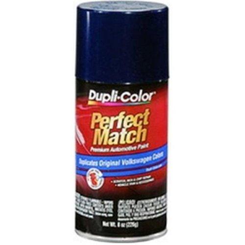 Krylon BVW2043 8 oz Perfect Match Automotive Paint, Volkswagen Indigo Blue