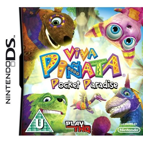Viva Pinata: Pocket Paradise (Nintendo DS)