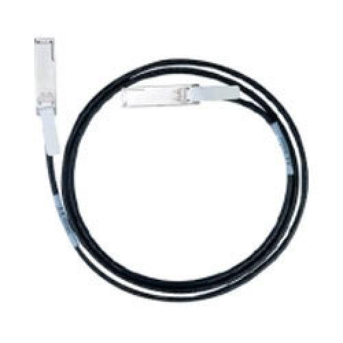 Mellanox Technologies 1m QSFP - SFP+ 1m QSFP SFP+ Black InfiniBand cable