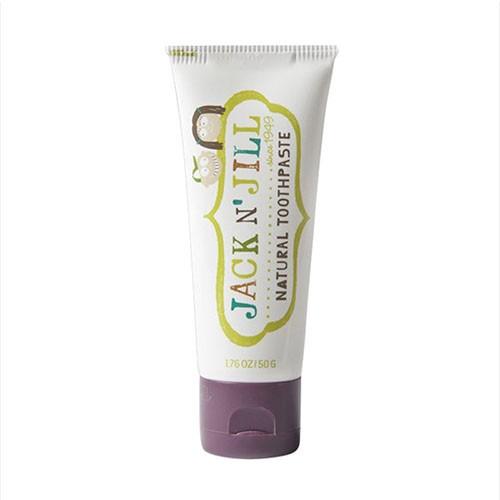 Jack N Jill Natural Calendula Toothpaste Blackcurrant Flavour 50g