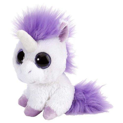 Wild Republic 13cm Unicorn Plush Toy (Lavender)