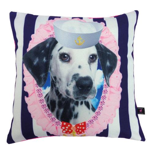 Pillow Dalmatian