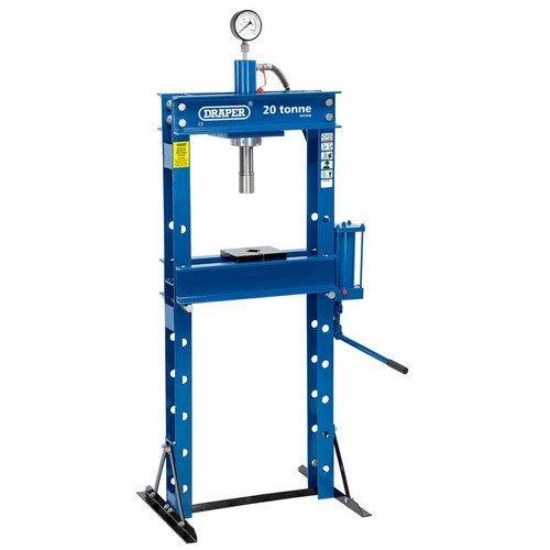 Draper 10598 20 Tonne Hydraulic Floor Press