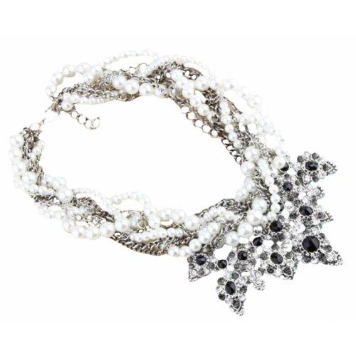Detachable Shirt False Collar Spring Summer Necklace Shirt Decoration