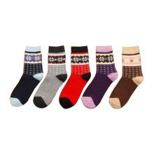 Set of 10 Thickening Middle Tube Socks Perfect for Winter [I]