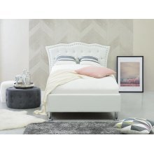 Bed - Single Bed Frame- METZ