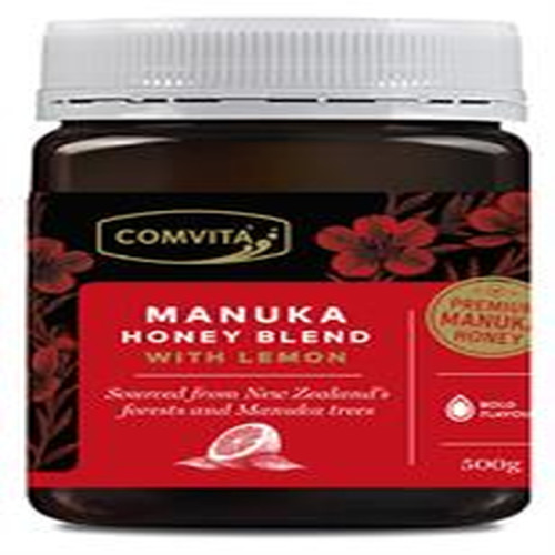 Comvita Manuka Honey with Lemon 500g
