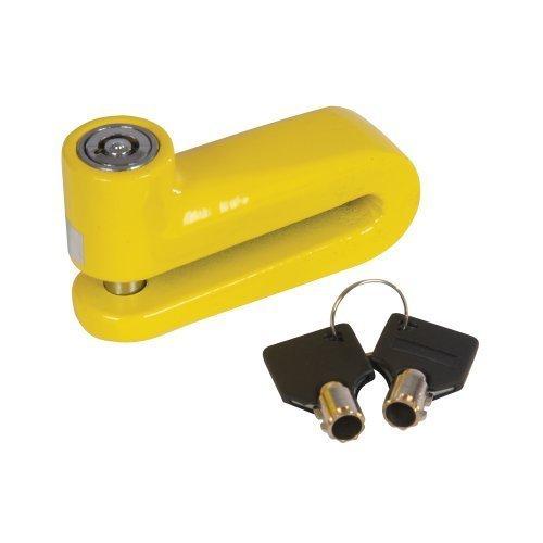 Silverline Motorcycle Disc Lock 10mm Pin - 932434 -  disc lock motorcycle pin silverline 10mm 932434