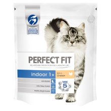 Perfect Fit Cat Complete Indoor Chicken 750g (Pack of 3)