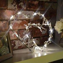 LED 2 Hearts Light