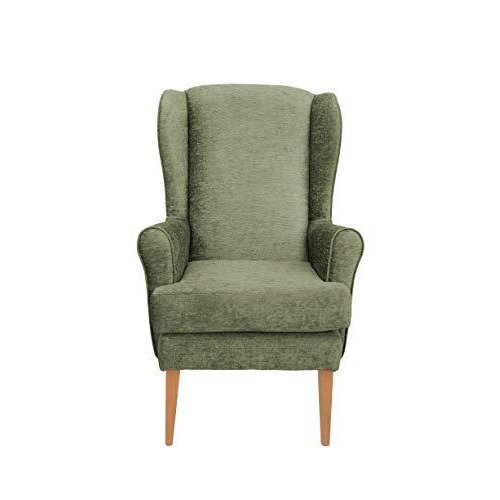 MAWCARE Darcy Orthopaedic High Seat Chair - 21 x 21 Inches [Height x Width] in Darcy Pistachio (lc21-Darcy_d)