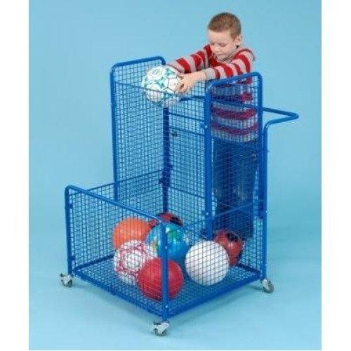 Ball & Sports Storage Trolley (A1222)